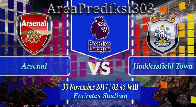Prediksi Arsenal vs Huddersfield
