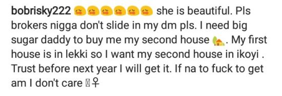 Bobrisky Warns Broke Boys To Stay Away From 'Her' DM This Year 3