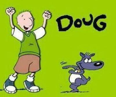 Doug Funnie desenho antigo