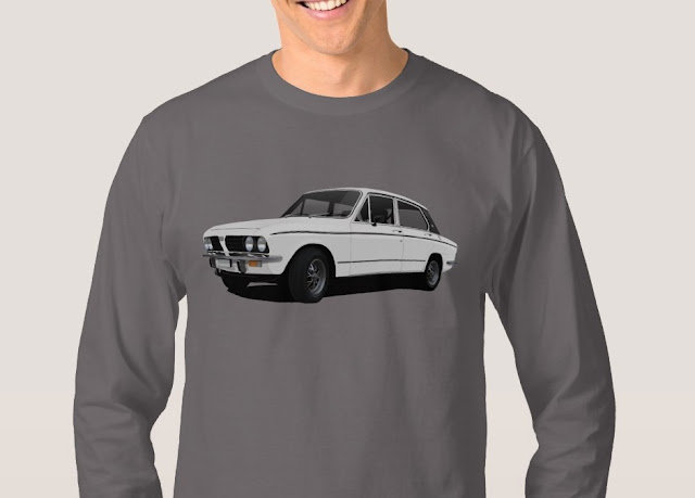 Triumph Dolomite shirts and apparel