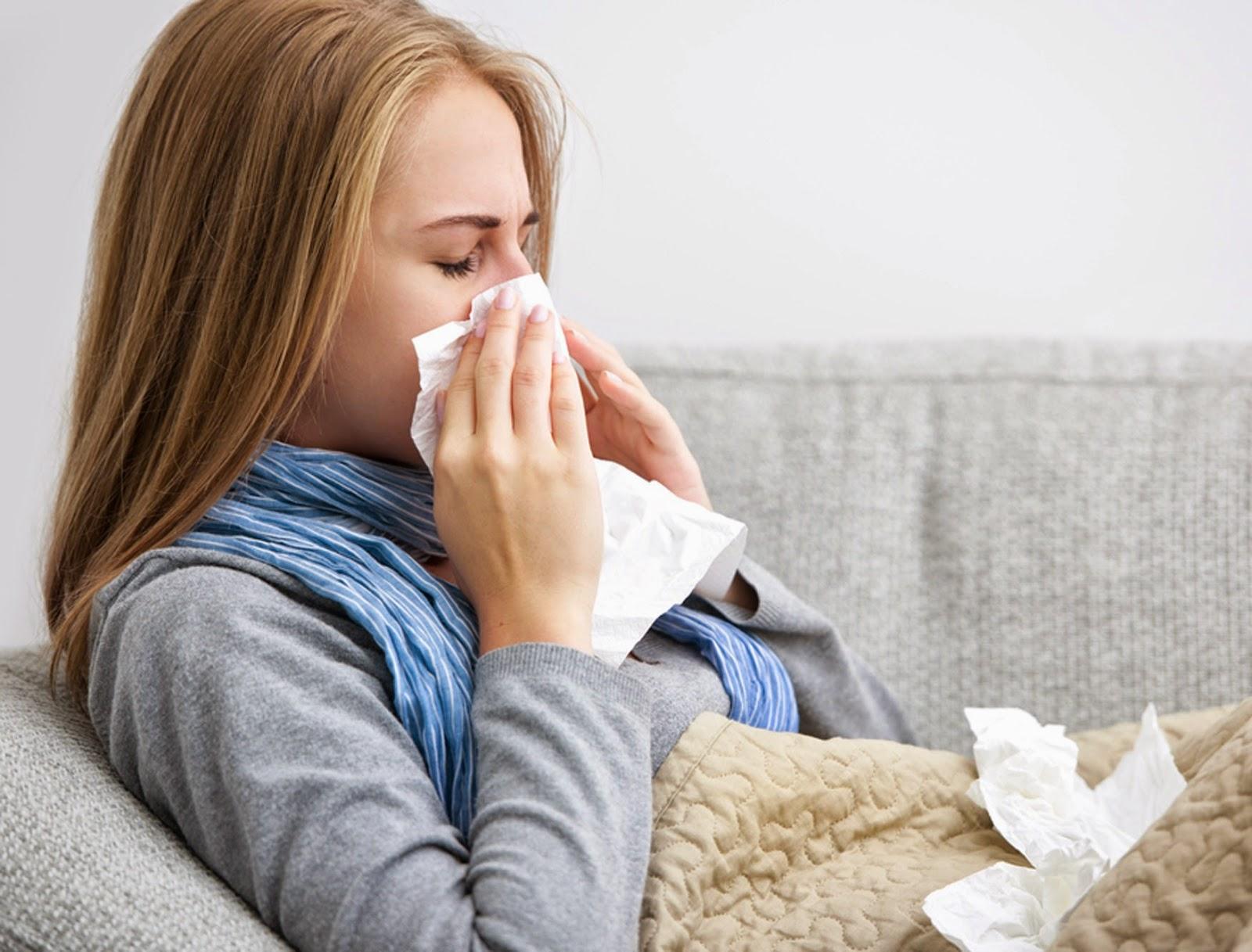 Perbedaan Antara Flu dan Pilek