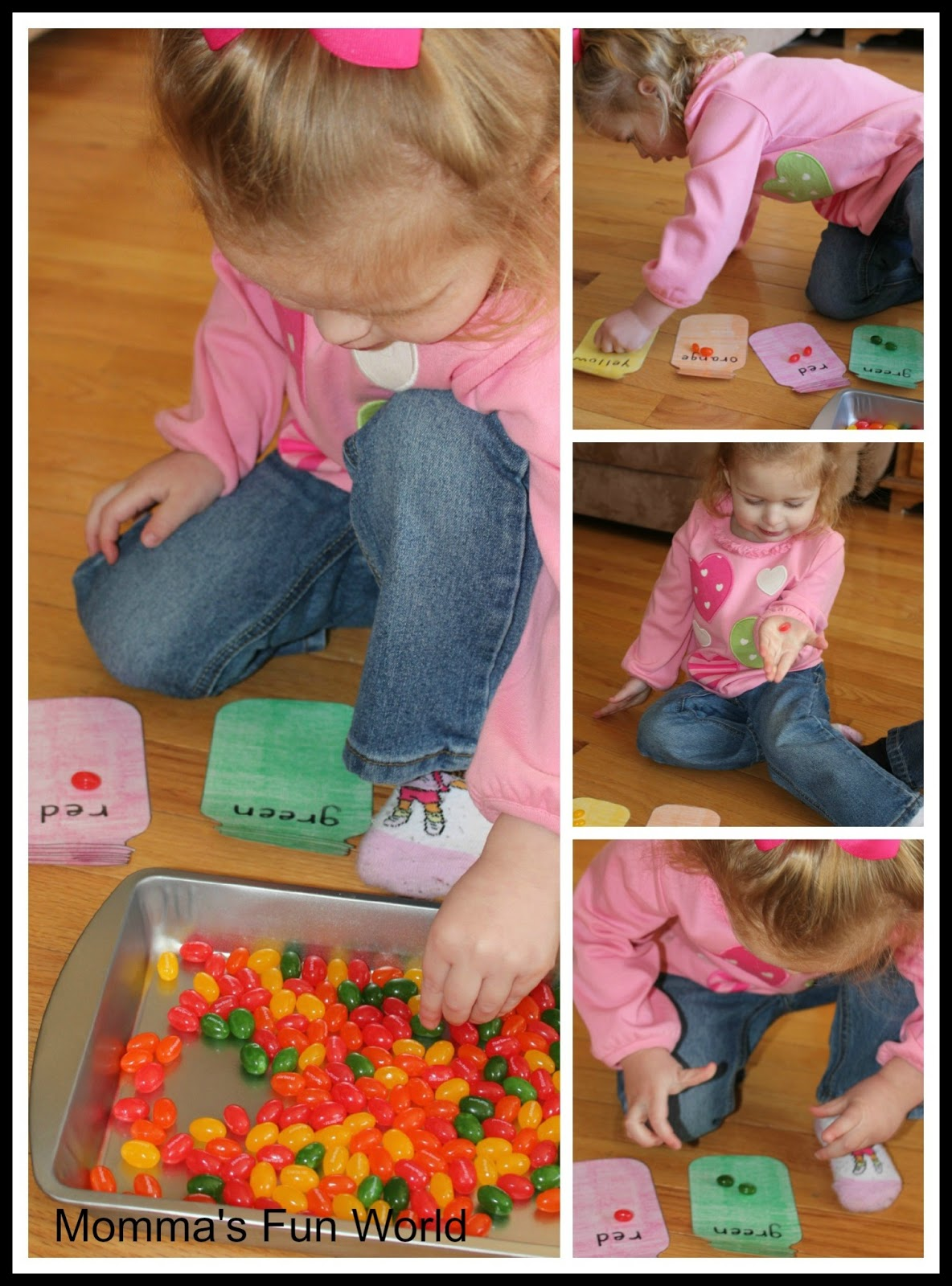 Momma S Fun World Counting And Color Matching Learning Game