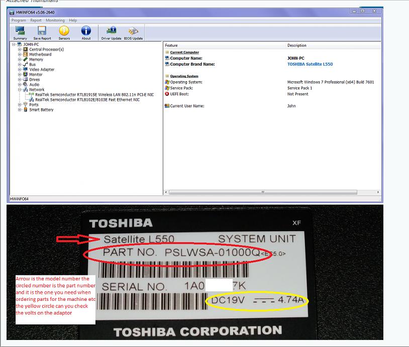 driver toshiba satellite l645 windows 7 64 bit