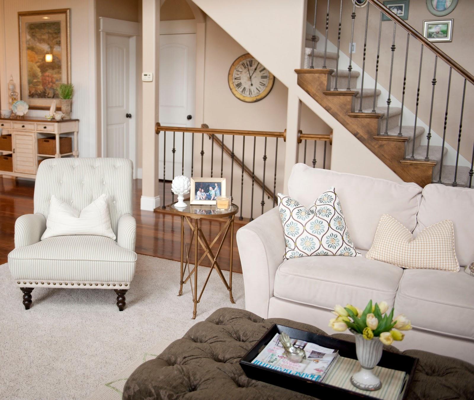 Sita Montgomery Interiors: My Home Tour: Family Room