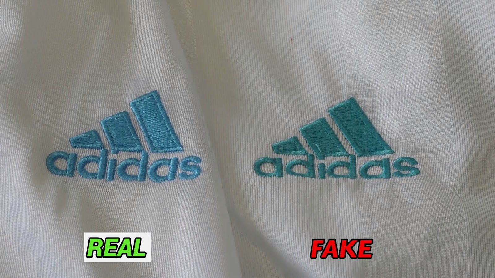 Fake Vs Real Kits What Are The Differences Between And How To
