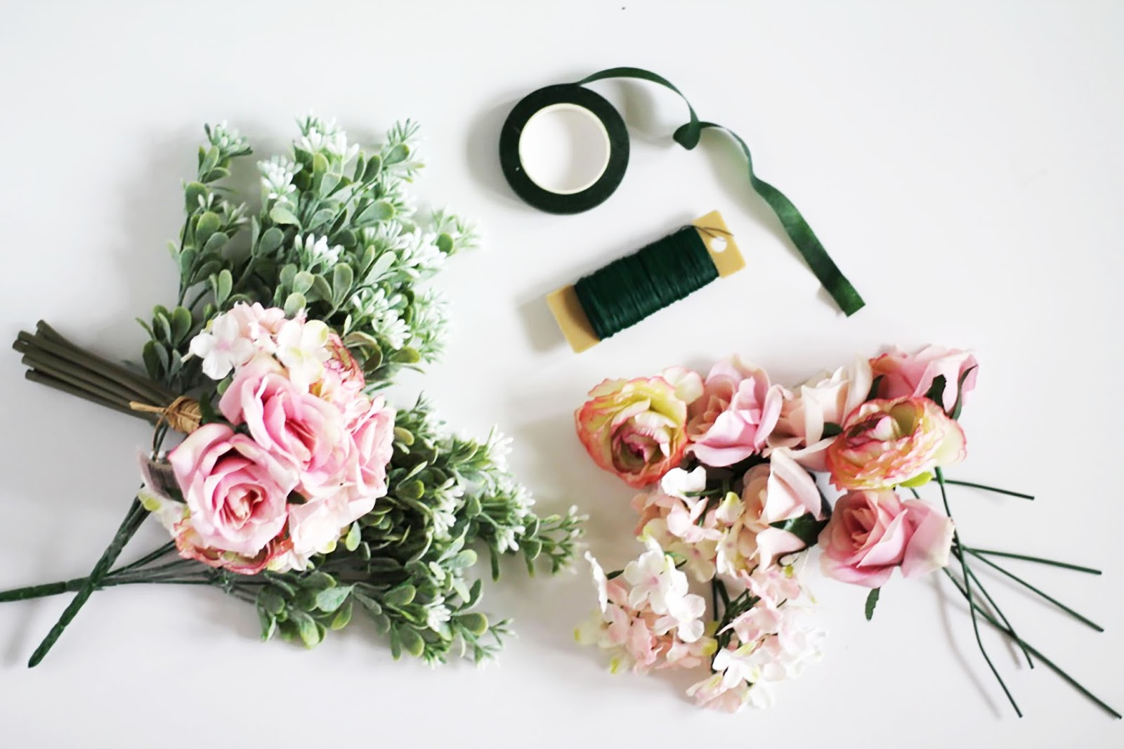 Flower Crown Tutorial Home With The Hoovers