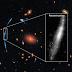 Hubble vai além novamente capturando aglomerado de novas estrelas em uma galáxia distante