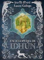 Memorias De idhún: Enciclopedia De Idhún, de Laura Gallego García