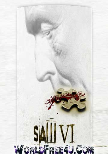 Saw VI (2009) English Movie BRRip 250MB 480p | WorldFree4u Com