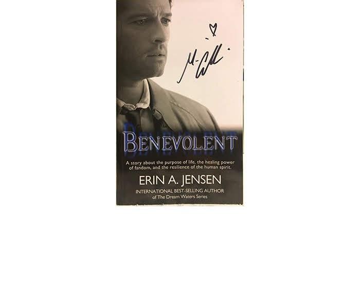 Original Cover with Misha