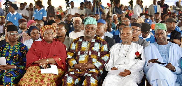 Ambode urges Nigerians to remain united, uphold democratic values