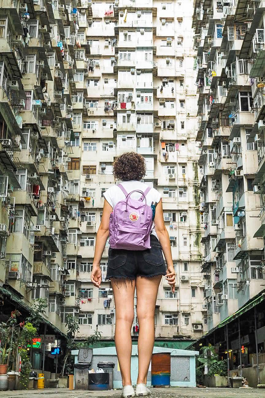Montane Mansions, Hong Kong