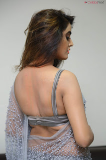 Sony Charishta in Saree and style choli .XYZ Exclusive 07