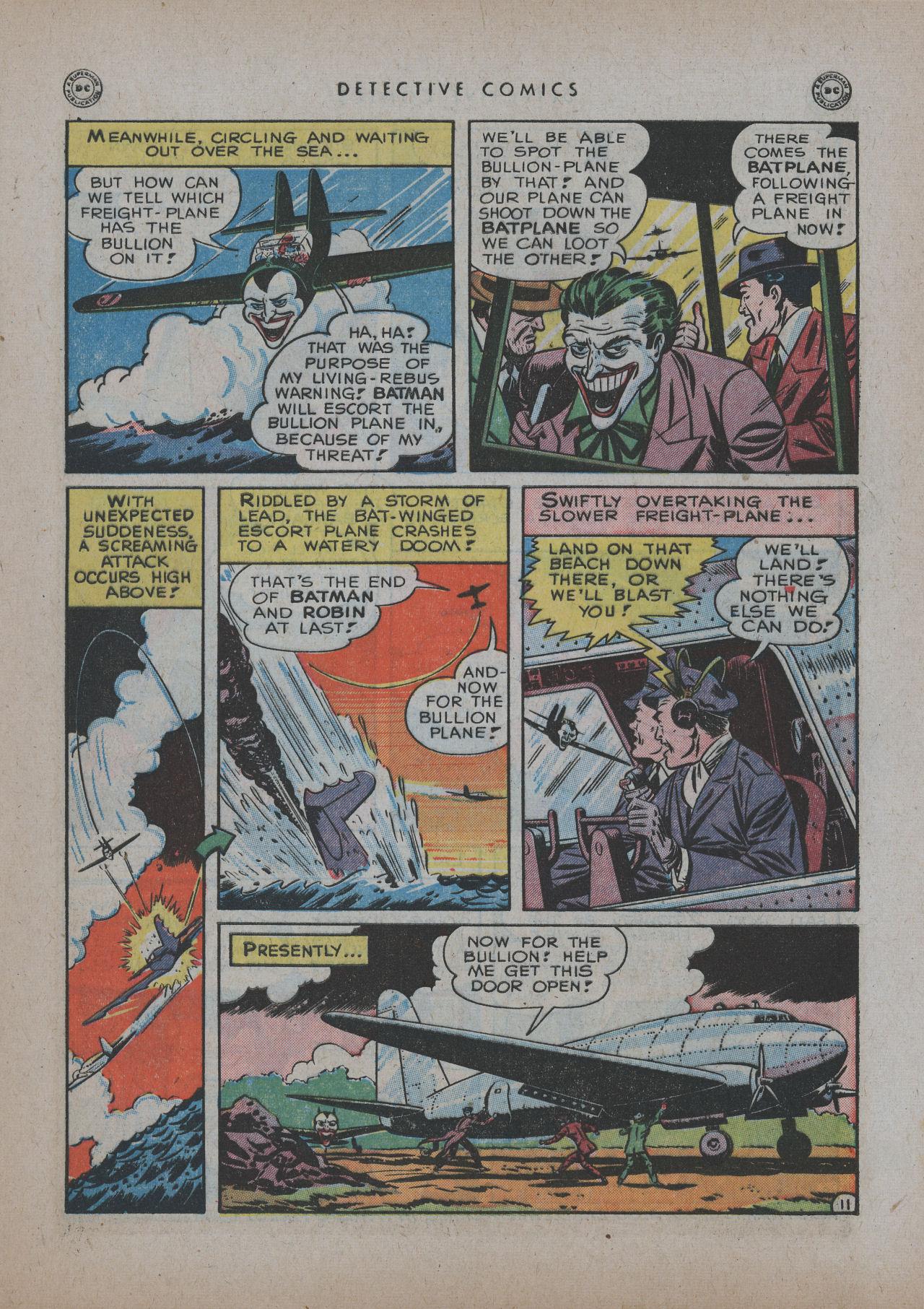 Read online Detective Comics (1937) comic -  Issue #137 - 13