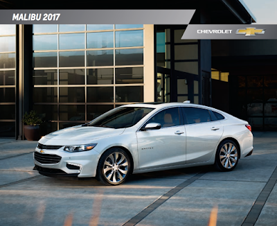Downloadable 2017 Chevrolet Malibu Brochure from Graff Mt. Pleasant