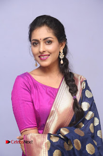 Actress Madhu Shalini Latest Pictures in Salwar Kameez  0003.JPG