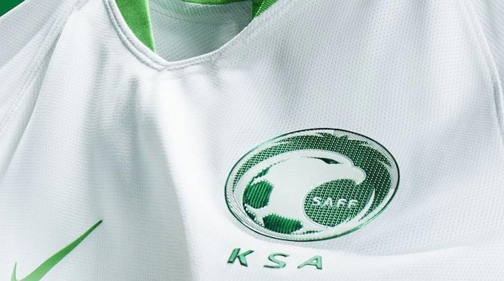 wholesale dealer 283ed 4b137 Nike Saudi Arabia 2018 World Cup Home & Away Kits Released ...