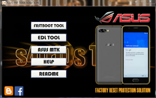 Asus FRP Bypass Tool