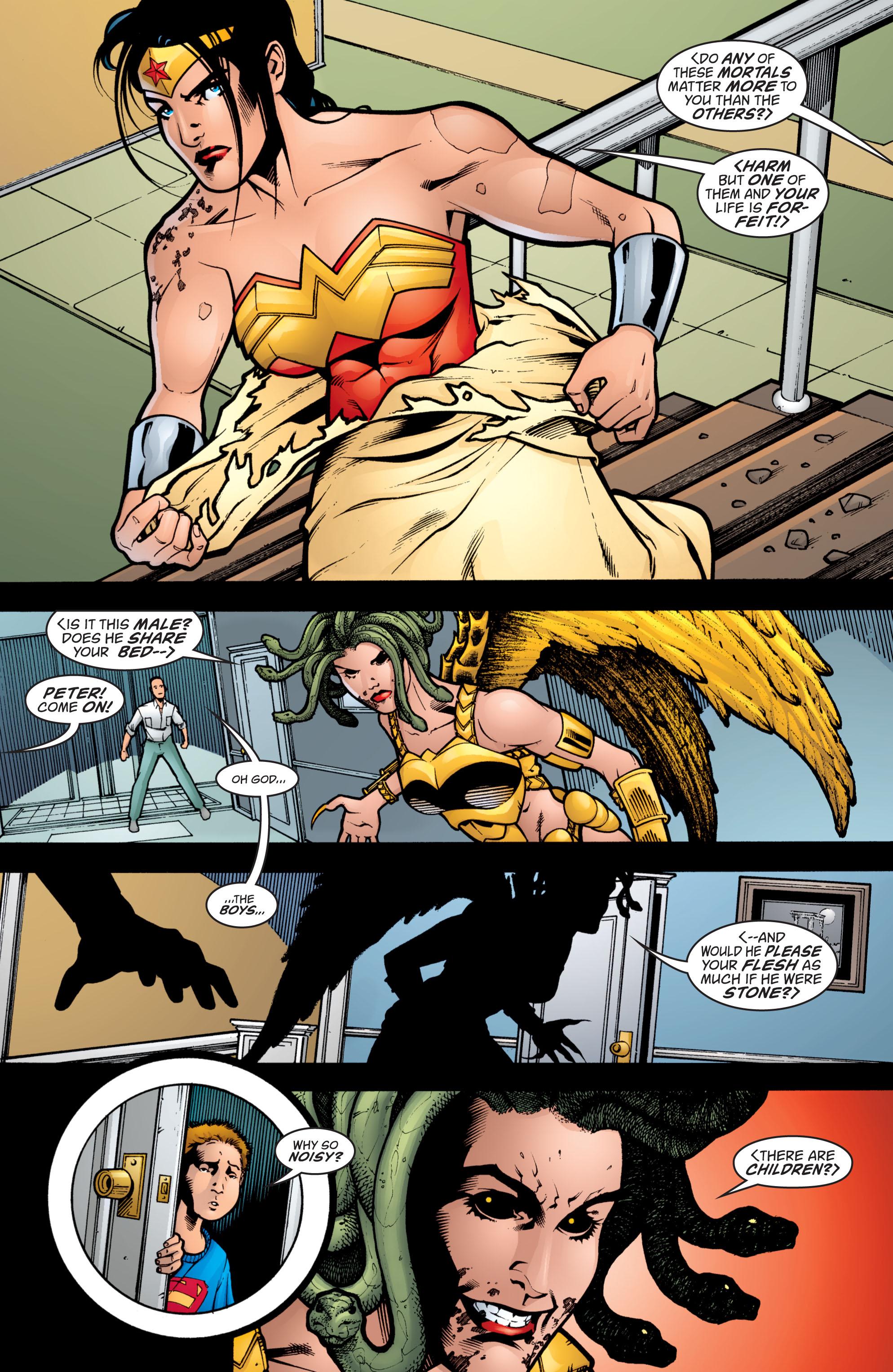 Read online Wonder Woman (1987) comic -  Issue #209 - 11