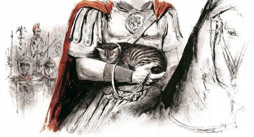 Γάτες της αρχαιότητας: Με τι έμοιαζαν; Αρχαιολογικά ευρήματα στη Δανία δίνουν μια εικόνα