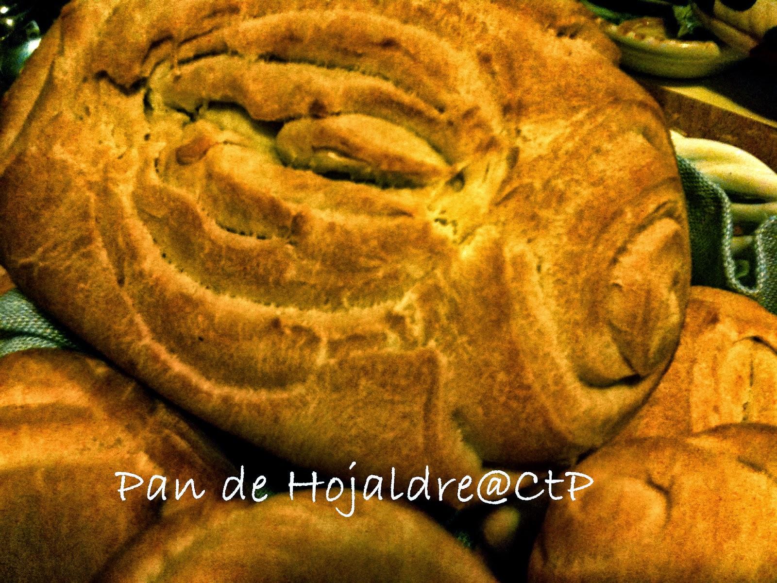 Pan de Hojaldre  Pane Sfogliato