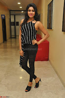Akshida in Black Tank Top at Kalamandir Foundation 7th anniversary Celebrations ~  Actress Galleries 003.JPG