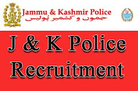 www.jkpolice.gov.in jk police constable vacancy