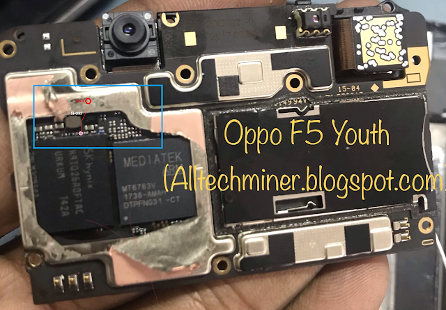 Test Point] Remove FRP Or Pattern/Pin Lock on OPPO F5 YOUTH