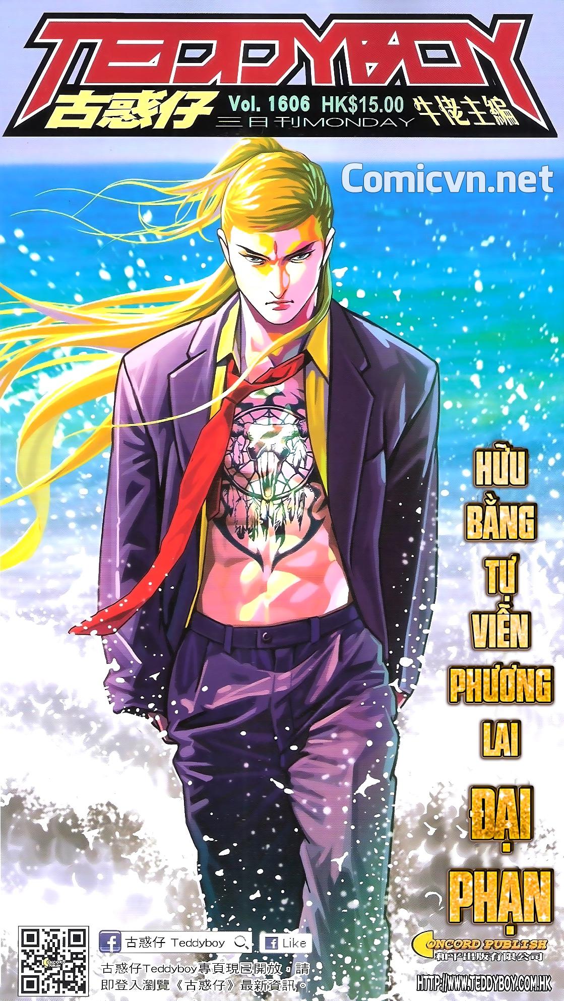 Người Trong Giang Hồ - Chapter 1606: Bạn từ xa đến Đại Phạn - Pic 1