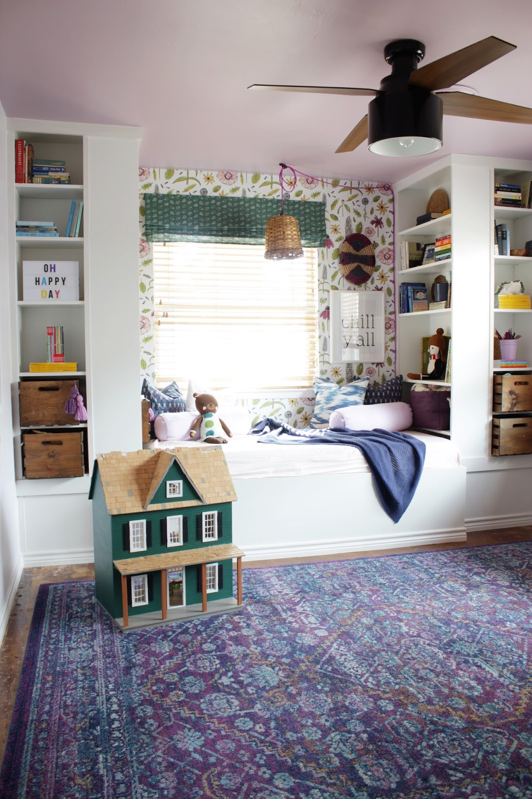 Big kid's aqua dream room design | House Homemade