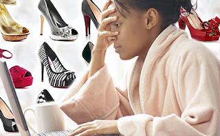 Tips Memliih Sepatu Wanita