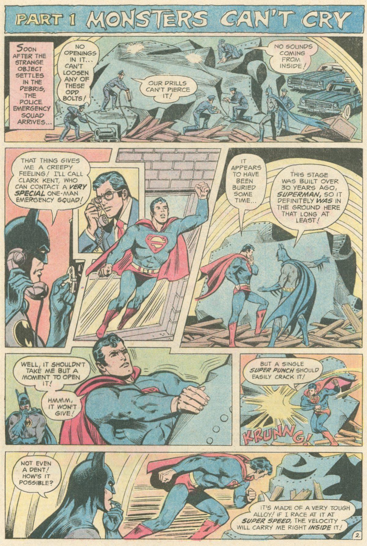 Read online World's Finest Comics comic -  Issue #237 - 4