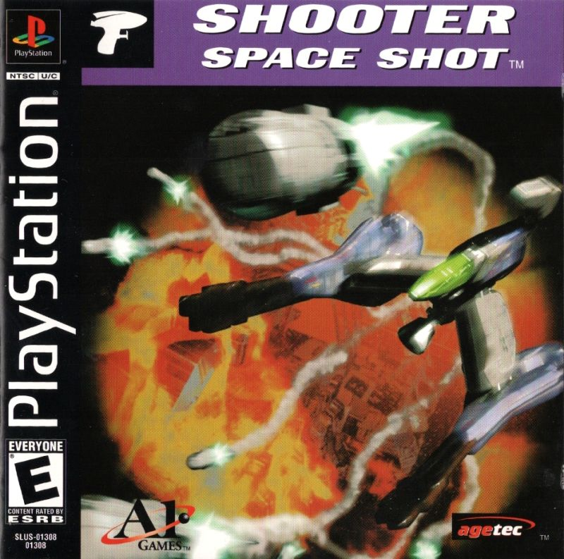 Shooter Space Shot - PS1 - ISOs Download