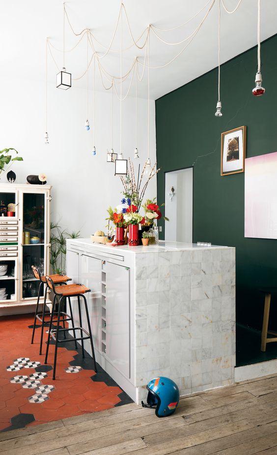 Grün, Grün, Grünmein Absoluter Wandfarbenfavorit