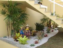 Creative Small Indoor Garden Design - Home Decor