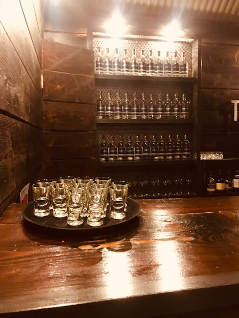 Manchester Three Rivers Gin Experience - SHOTS