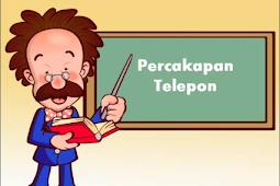 Percakapan Melalui Telepon -  Materi Pelajaran bahasa Indonesia Kelas 3 Sekolah Dasar