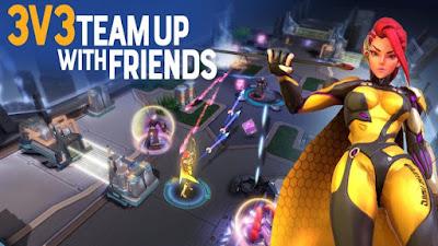 Mobile Battleground Blitz MOD APK