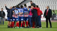 Η αποστολή των παικτών του Πανιωνίου για το ματς με την ΑΕΚ στο φινάλε των play off