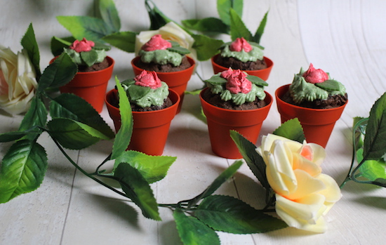Valentines Cupcake Recipes UK
