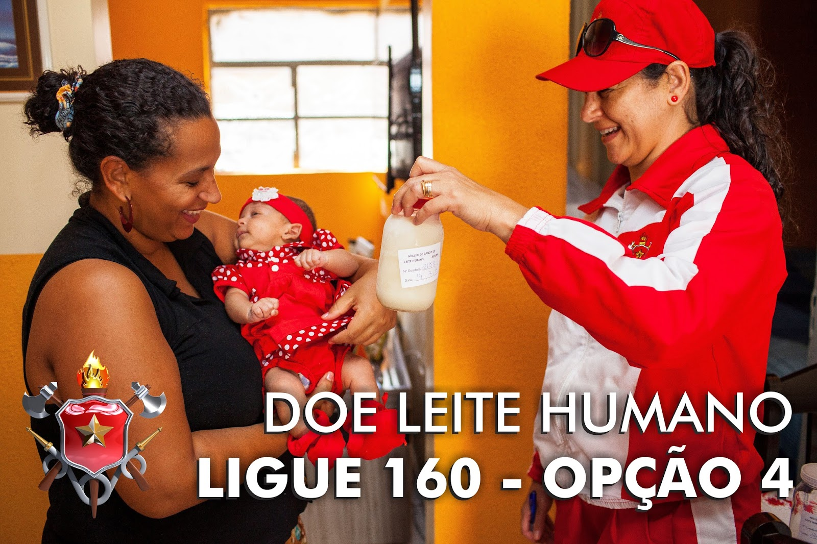 Resultado de imagem para doação de leite materno df