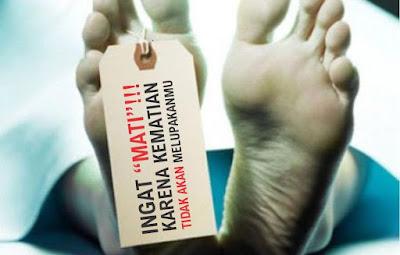 10 Tanda Tanda Kematian Sudah Dekat Dengan Manusia