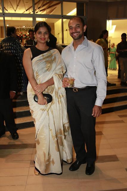 Sarayu Hegde & Praveen Chandra-