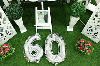 Significado de aniversario de bodas 60 años