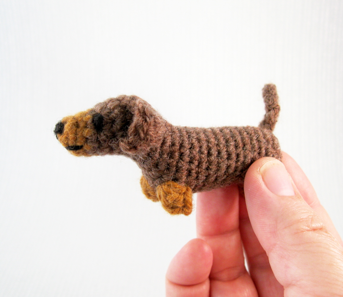Amigurumi Dog Tail : LucyRavenscar - Crochet Creatures: Mini Pets - Tiny Cat ...