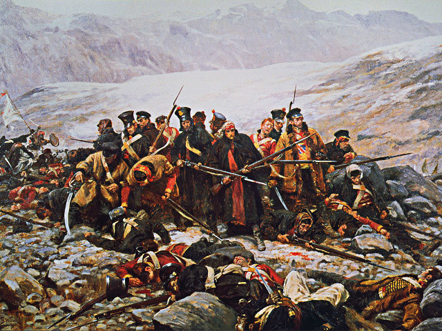 Anglo-Russian Rivalry - First Anglo-Afghan War