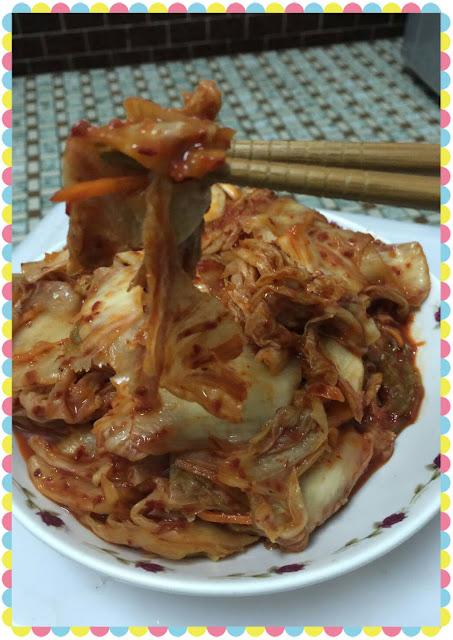 ☆ 道道地地韓式泡菜☆