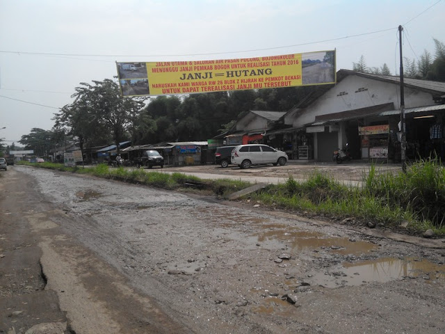 Ribuan Warga Kabupaten Bogor Ingin Pindah Jadi Warga Bekasi