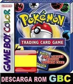 Pokemon Trading Card Game (Español) ROM GBC GameBoy Color