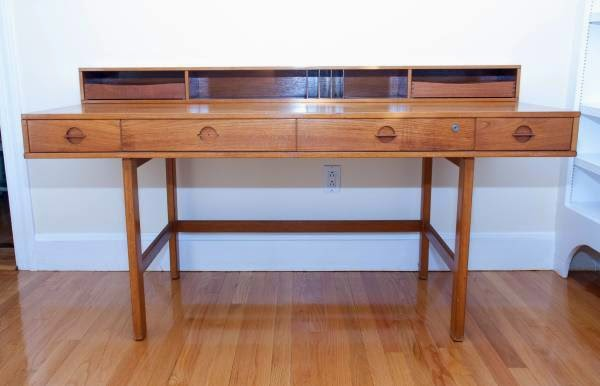 So Tempting Vintage 1960s Lovig Dansk Design Flip Top Secretary Desk 420 Yarmouth Http Boston Craigslist Org Nos Fuo 4868318133 Html